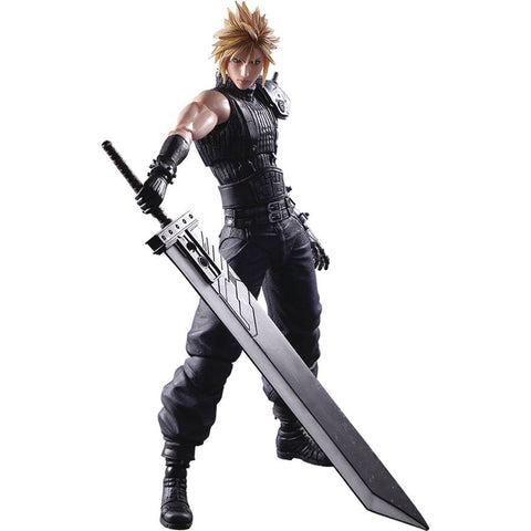 Final Fantasy VII Remake Cloud Strife Play Arts Kai