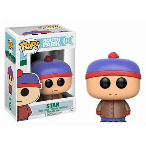 Stan South Park Pop Vinyl Figure