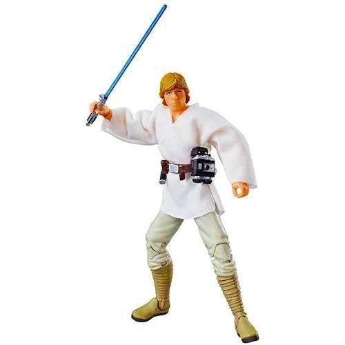 "Star Wars - Black Series 6"" 40th Anniversary Figure Wave 01 - Luke Skywalker - Hasbro - Woozy Moo"