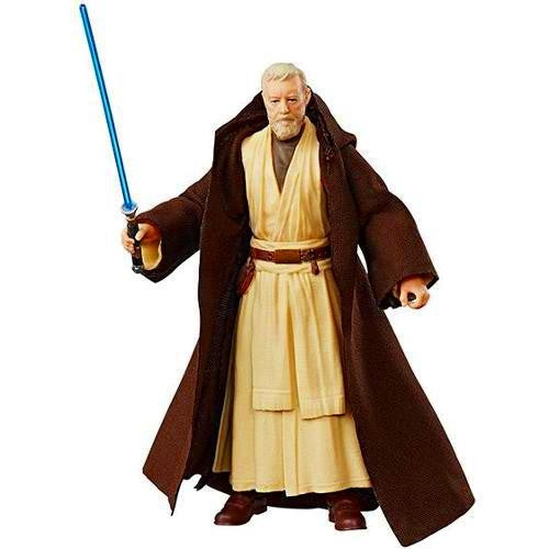 "Star Wars - Black Series 6"" 40th Anniversary Figure Wave 01 - Ben (Obi-Wan) Kenobi - Hasbro - Woozy Moo"
