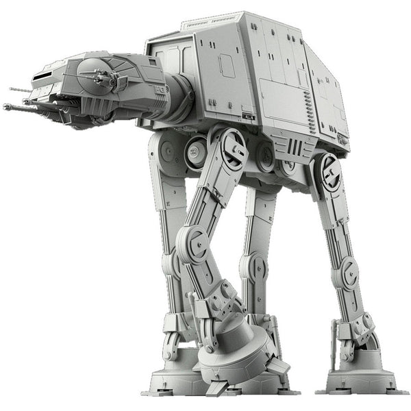 Star Wars Plastic Model Kit - 1/48 scale AT-AT - Bandai - Woozy Moo - 1