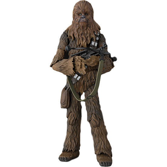 Star Wars: A New Hope – Chewbacca - S.H.Figuarts - Bandai - Woozy Moo - 1