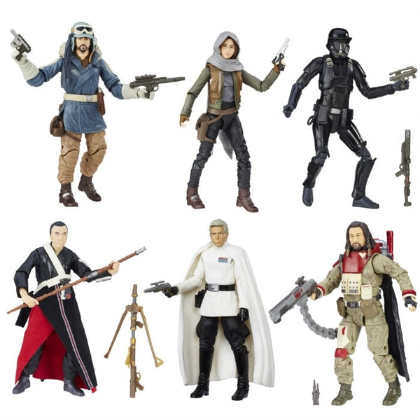Star Wars Rogue One - Black Series 6'' Wave 10 Case - Hasbro - Woozy Moo - 1
