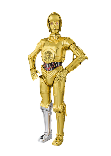 C-39O - Star Wars Episode IV: A New Hope - S.H.Figuarts - Bandai Tamashii Nations - Woozy Moo