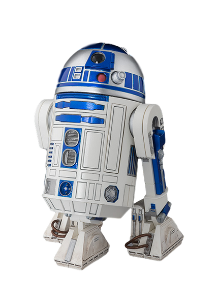 R2-D2 - Star Wars Episode IV: A New Hope - S.H.Figuarts - Bandai Tamashii Nations - Woozy Moo