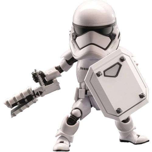 Star Wars Episode VII The Force Awakens - First Order Riot Control Stormtrooper PX (EAA-015R) - Exclusive - Beast Kingdom - Woozy Moo - 1