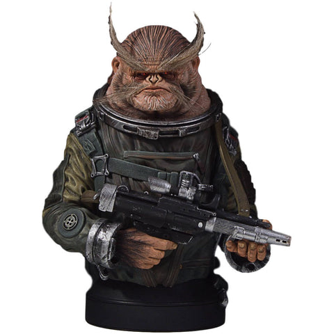 Bistan Star Wars Rogue One Mini Bust
