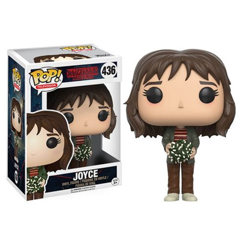 Stranger Things - Joyce Pop! Vinyl Figure - Funko - Woozy Moo