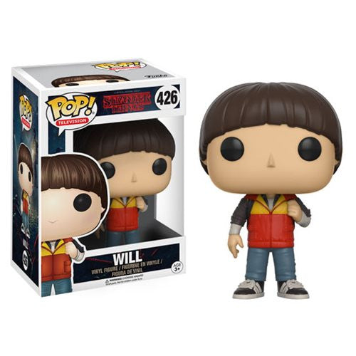 Stranger Things - Will Pop! Vinyl Figure - Funko - Woozy Moo