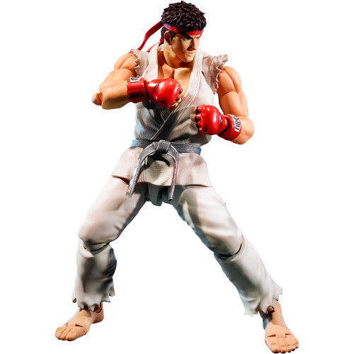 Street Fighter V - Ryu S.H.Figuarts - Bandai - Woozy Moo - 1