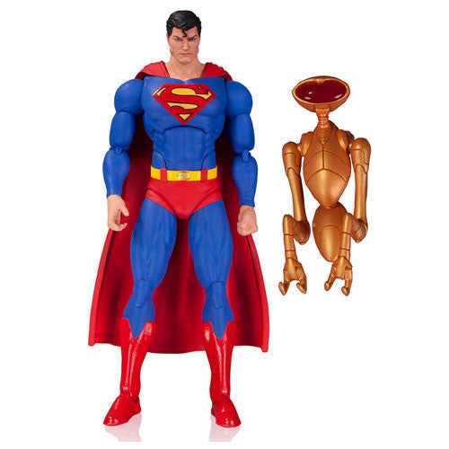 "DC Comics Icons Superman 6"" Figure - DC Collectibles - Woozy Moo"