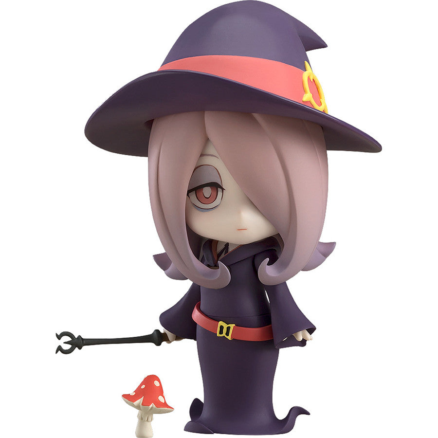 Sucy Manbavaran | Little Witch Academia | Nendoroid No. 835 | Good Smile Company | Woozy Moo