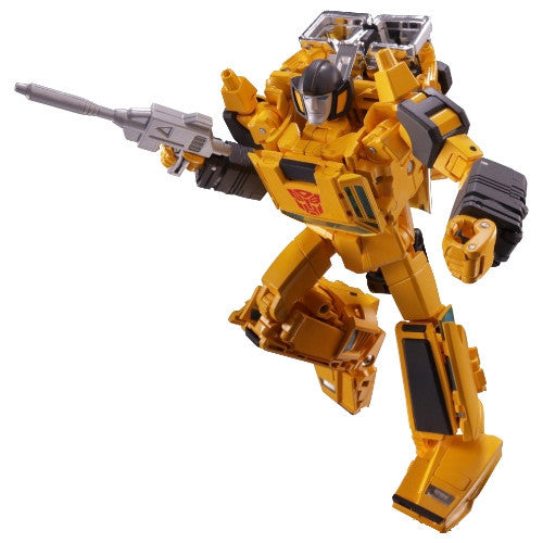 Sunstriker (Sunstreaker) - Transformers Masterpiece - MP-39 - Takara - Woozy Moo