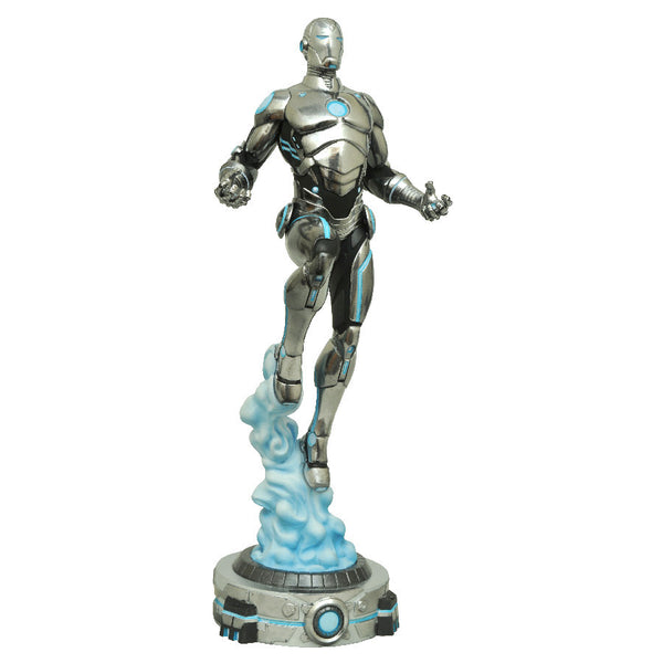 Superior Iron Man (SDCC 2017, Exclusive) - Marvel - Gallery PVC Figure Statue - Diamond Select Toys - Woozy Moo