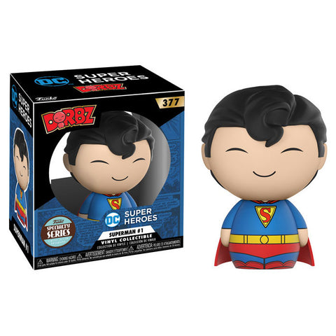 Superman #1 DC Comics Dorbz Vinyl Collectible Specialty Series Exclusive