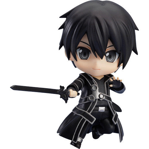 Sword Art Online - Kirito Nendoroid (Re-run) - Good Smile Company - Woozy Moo - 1