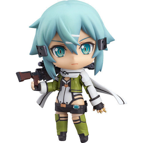 Sword Art Online II - Shinon Nendoroid (Re-run) - Good Smile Company - Woozy Moo - 1