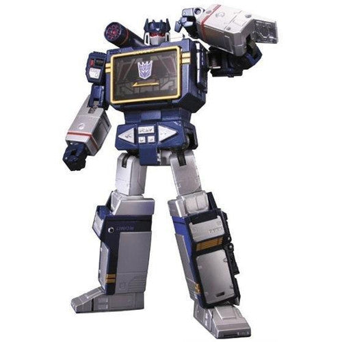 Transformers Masterpiece Soundwave with Laserbeak 3rd Production Run (MP-13) - Takara - Woozy Moo - 1