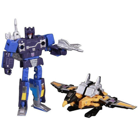 Transformers Masterpiece Frenzy & Buzzsaw Set Reissue (MP-16)