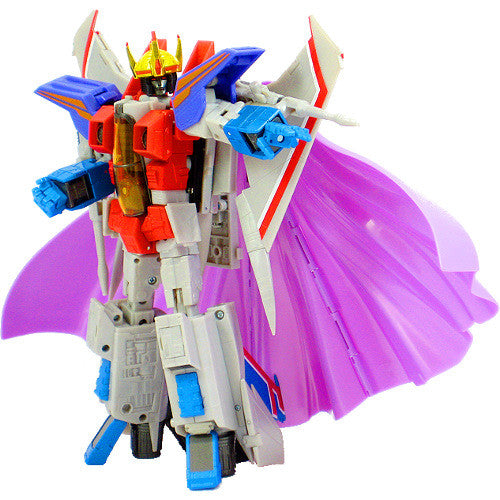 Transformers Masterpiece Coronation Starscream Reissue (MP-11) - Takara - Woozy Moo - 1