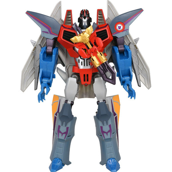 Transformers Adventure - Hypersurge Starscream (TAV-57) - Takara - Woozy Moo - 1