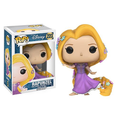 Disney - Tangled - Rapunzel Gown Version Pop! Vinyl Figure - Funko - Woozy Moo