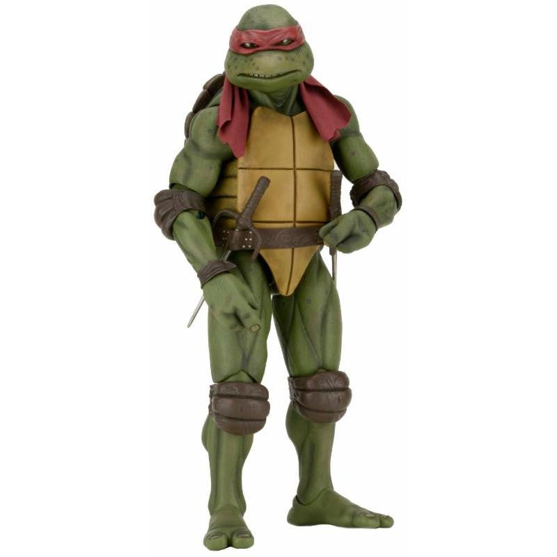 Teenage Mutant Ninja Turtles (1990 Movie) – 1/4 Scale Action Figure – Raphael - NECA - Woozy Moo - 1