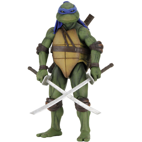 Teenage Mutant Ninja Turtles (1990 Movie) - Leonardo 1/4 Scale Figure