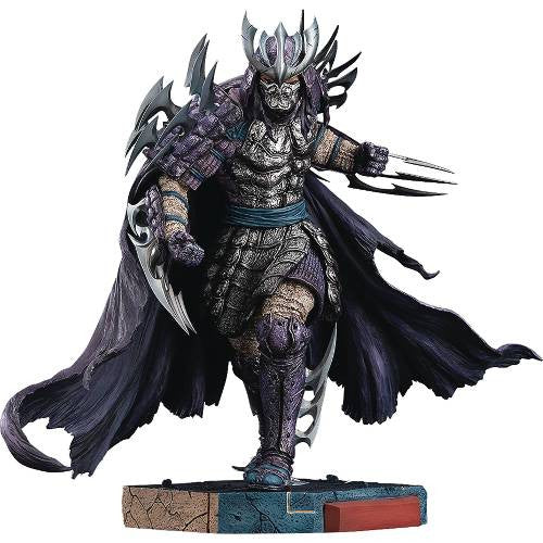 Teenage Mutant Ninja Turtles - Shredder Non-scale Figure - Good Smile Company - Woozy Moo - 1