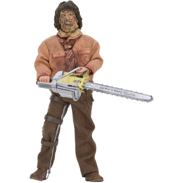 "Texas Chainsaw Massacre 3 - Leatherface 8"" Clothed Figure - NECA - Woozy Moo"