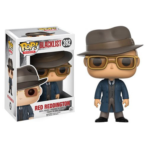 "The Blacklist - Raymond ""Red"" Reddington Pop! Vinyl Figure"