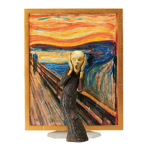 The Table Museum - The Scream figma - FREEing - Woozy Moo - 1