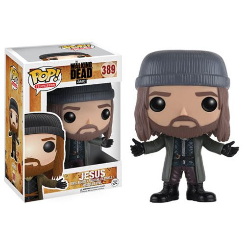 The Walking Dead Jesus Pop! Vinyl Figure - Funko - Woozy Moo