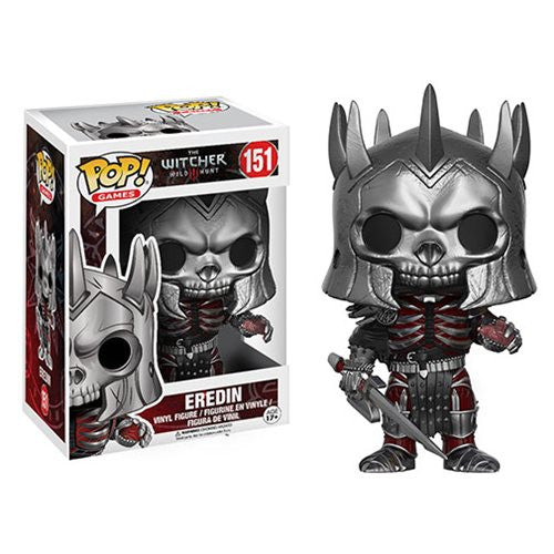 The Witcher - Eredin Pop! Vinyl Figure - Funko - Woozy Moo