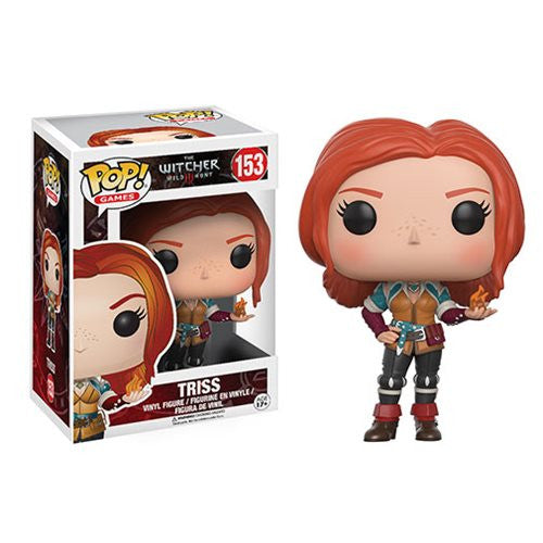 The Witcher - Triss Pop! Vinyl Figure - Funko - Woozy Moo