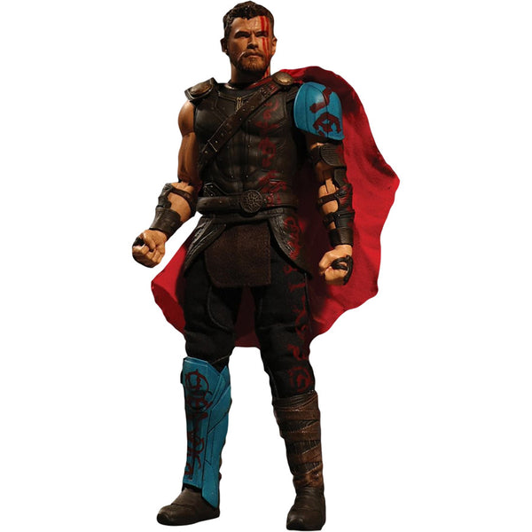 Thor | Marvel's Thor: Ragnarok (2017, Marvel Cinematic Universe) | One:12 Collective | Mezco Toyz | Woozy Moo