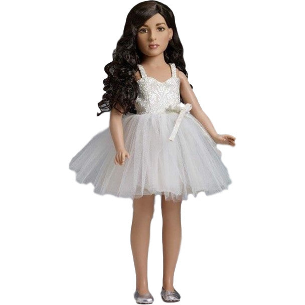 Jazz Jennings Doll (Red Carpet) - World's First-Ever Transgender Doll - Tonner Doll Company - Woozy Moo