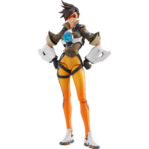 Tracer - Overwatch (Blizzard) - figma 352 - Good Smile Company / Max Factory - Woozy Moo