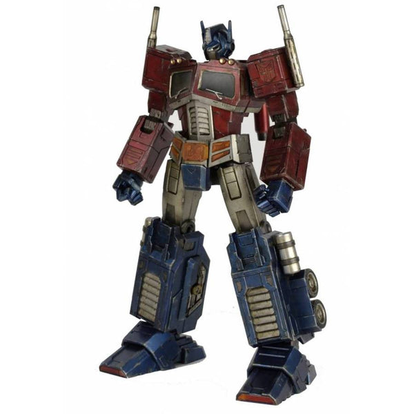 Transformers G1 Optimus Prime Classic Edition Premium Scale 3A - Hasbro - Woozy Moo - 1