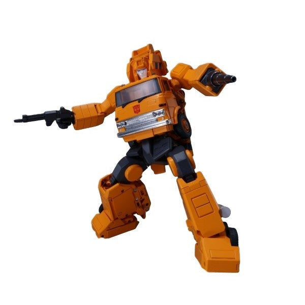Transformers Masterpiece Grapple (MP-35) - Takara - Woozy Moo - 1