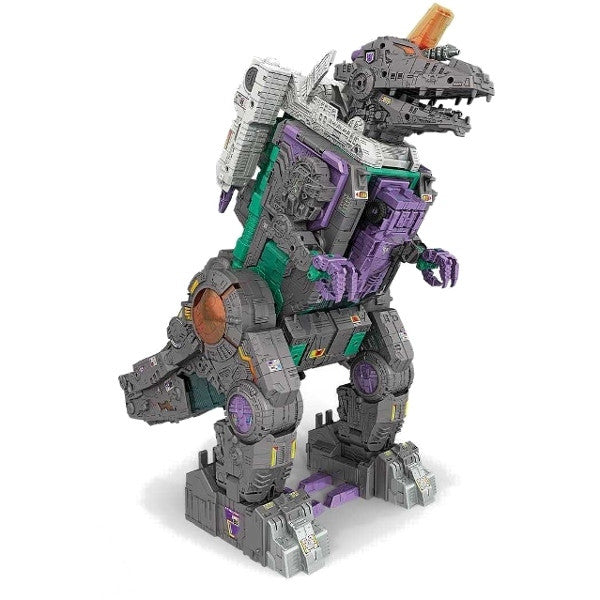 Trypticon (LG43) - Transformers Legends - Takara - Woozy Moo