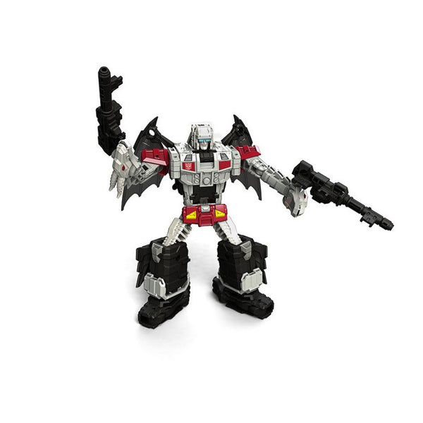 Transformers Titans Return Deluxe Class - Doublecross/Twinferno - Hasbro - Woozy Moo - 1