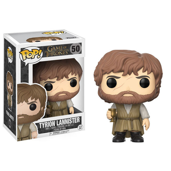 Tyrion Lannister - Game of Thrones - Pop! Vinyl Figure - Funko - Woozy Moo