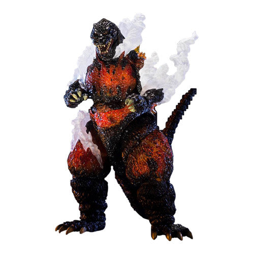 Godzilla (1995) Godzilla vs. Destoroyah - S.H.MonsterArts Ultimate Burning - Bandai - Woozy Moo - 1