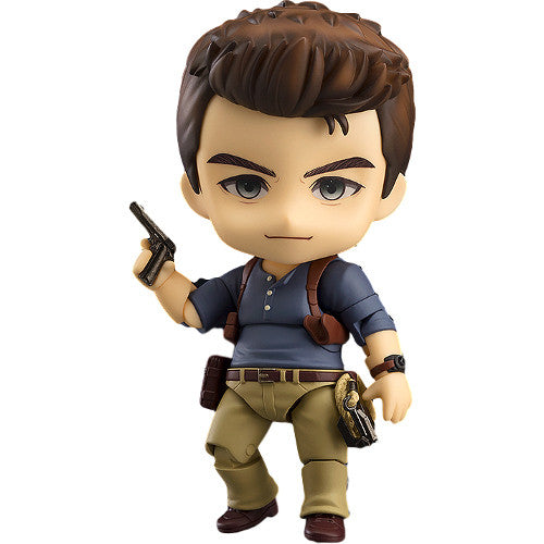Uncharted 4: A Thief's End - Nathan Drake Nendoroid Adventure Edition - Good Smile Company - Woozy Moo - 1