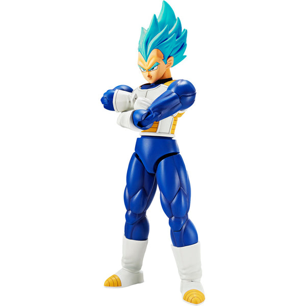 Super Saiyan God Super Saiyan Blue Vegeta | Dragon Ball Super | Figure-rise Standard | Bandai Hobby | Woozy Moo