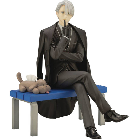 Victor Nikiforov Yuri on Ice ArtFX J 1/8 Scale Statue (YUURI!!! on ICE)