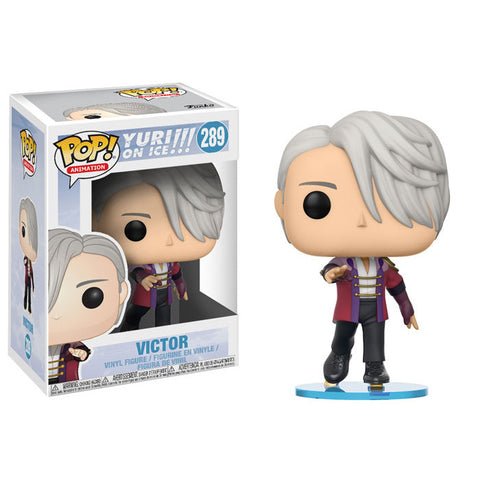 Victor - Yuri on Ice - Pop Animation Vinyl Figure 289 (YUURI!!! on ICE)