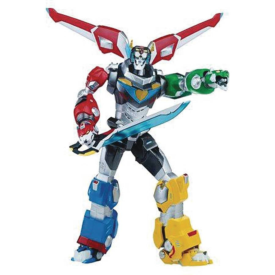 "Voltron: Legendary Defender - Voltron The Legendary Defender 14"" Ultra Figure - Playmates - Woozy Moo"