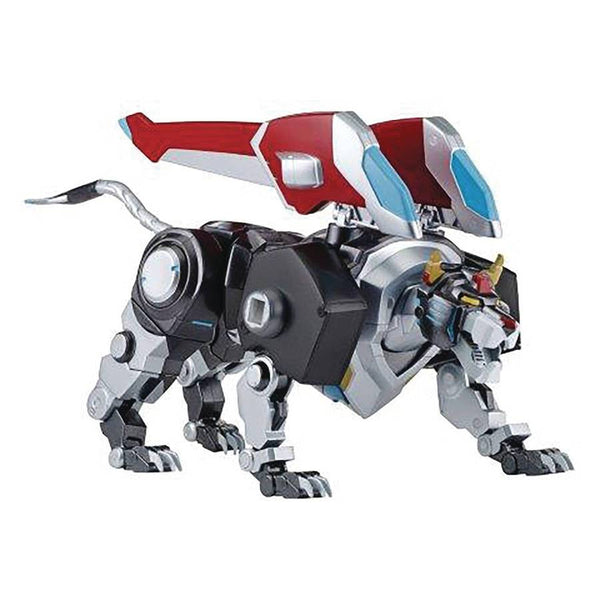 Black Lion Figure - Voltron: Legendary Defender - Playmates - Woozy Moo - 1